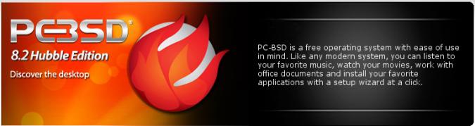 PC-BSD 8.2 Liberado