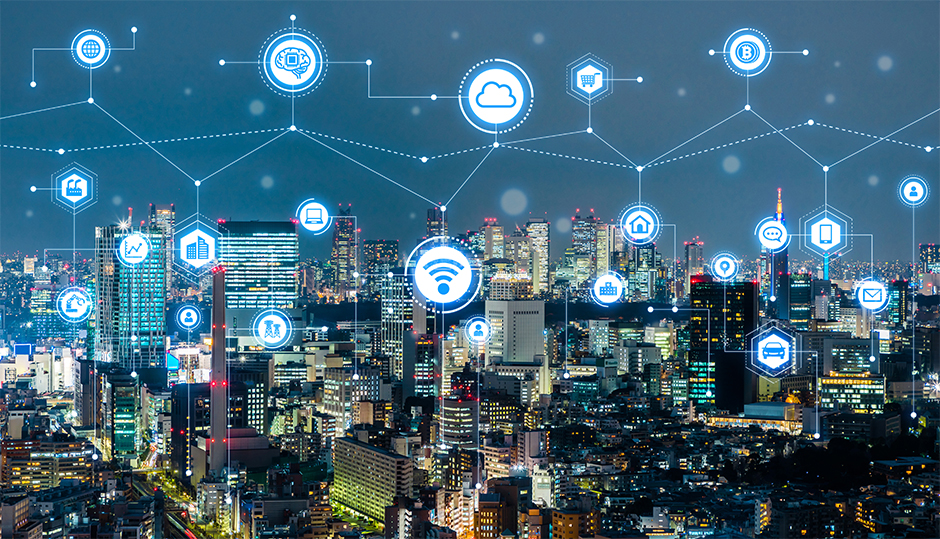 Problemas a considerar antes de la era de IoT, infraestructura